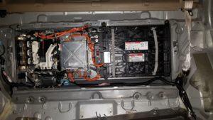 хонда цивик гибрид батарея
