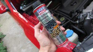 промывочное средство Liqui Moly Oil-Schlamm-Spulung