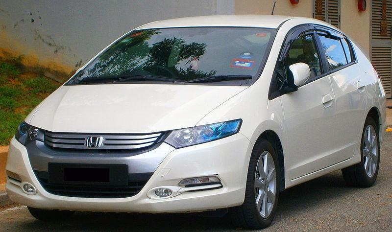 Honda Insight Hybrid 2011