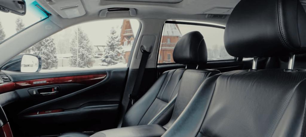 Lexus LS 600h hybrid - характеристики, описание