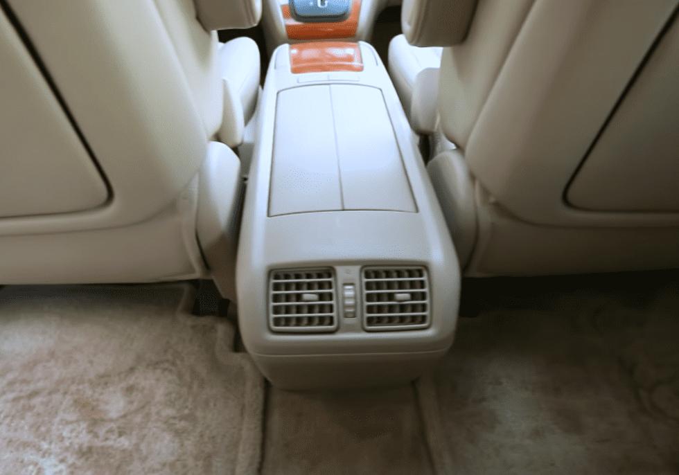 Lexus RX 400h салон