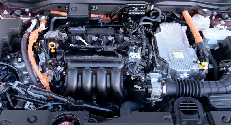 Гибридный двигатель Хонды Инсайт