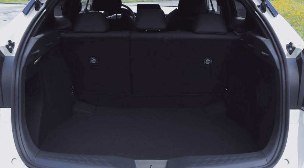 Богажник Toyota C-HR гибрид
