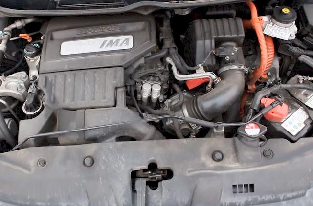 Гибридный двигатель Хонда Цивик