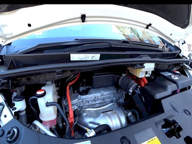 Гибридный двигатель Toyota Vellfire