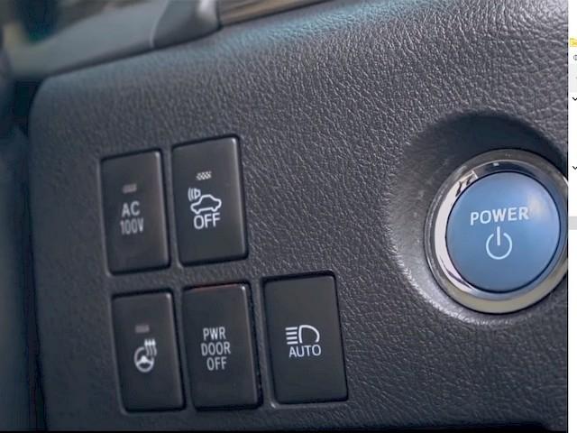 Кнопка запуска, кнопки систем безопасности