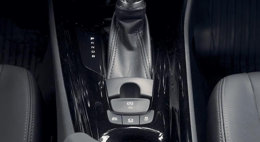 Системы безопасности Toyota C-HR гибрид
