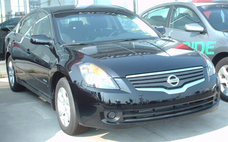 Nissan Altima гибрид
