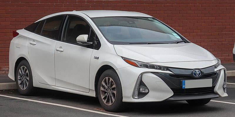 Toyota Prius Business 2019