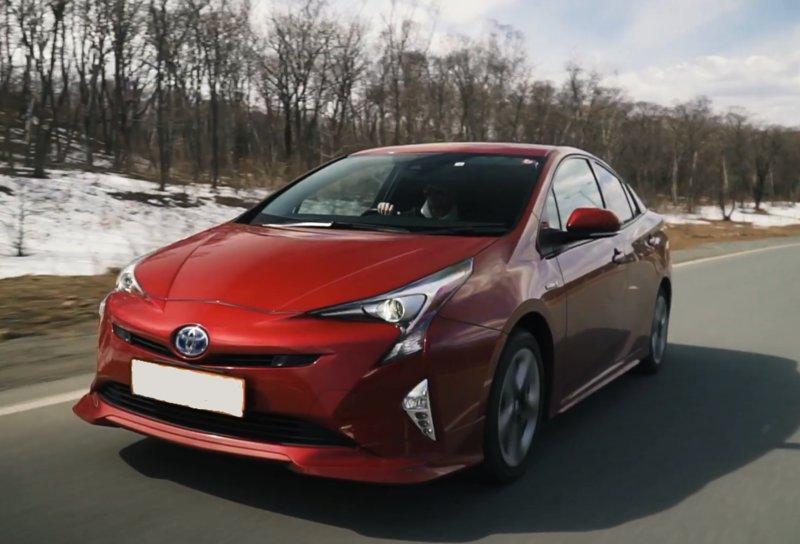 Четвёртое поколение Toyota Prius кузов 50