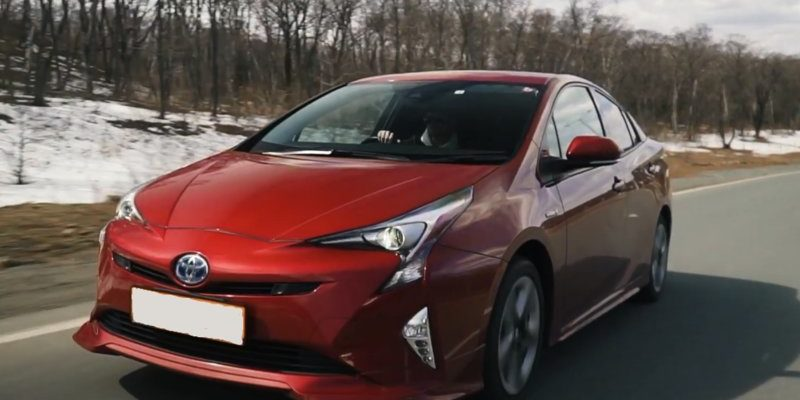 Toyota Prius 50 кузов, 4 поколение