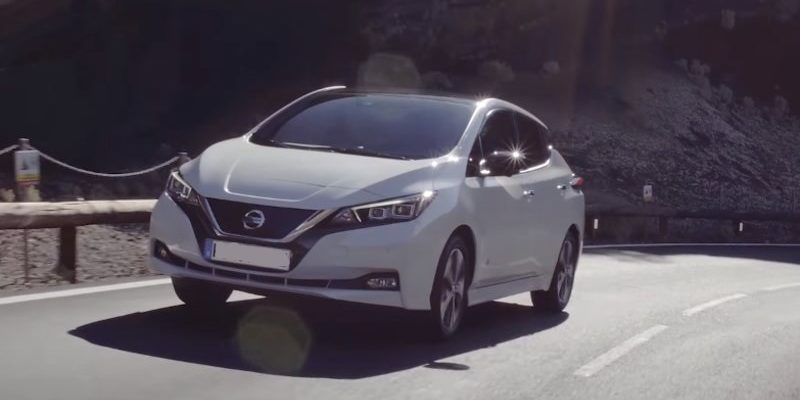 Nissan Leaf 2018, 2 поколение