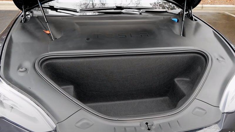 Передний багажник