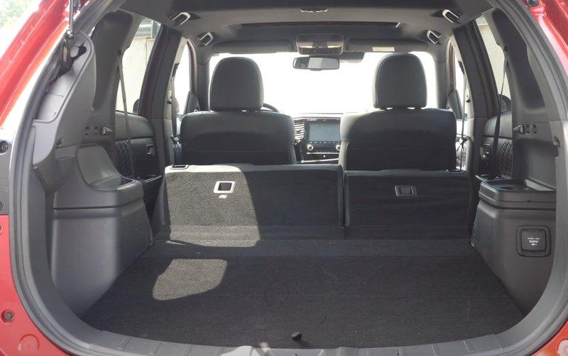 Багажник Mitsubishi Outlander PHEV гибрид