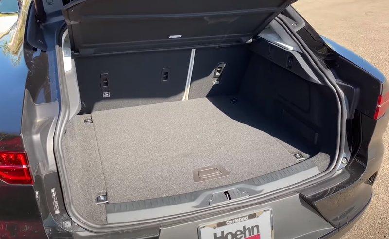 Багажник Jaguar I-Pace