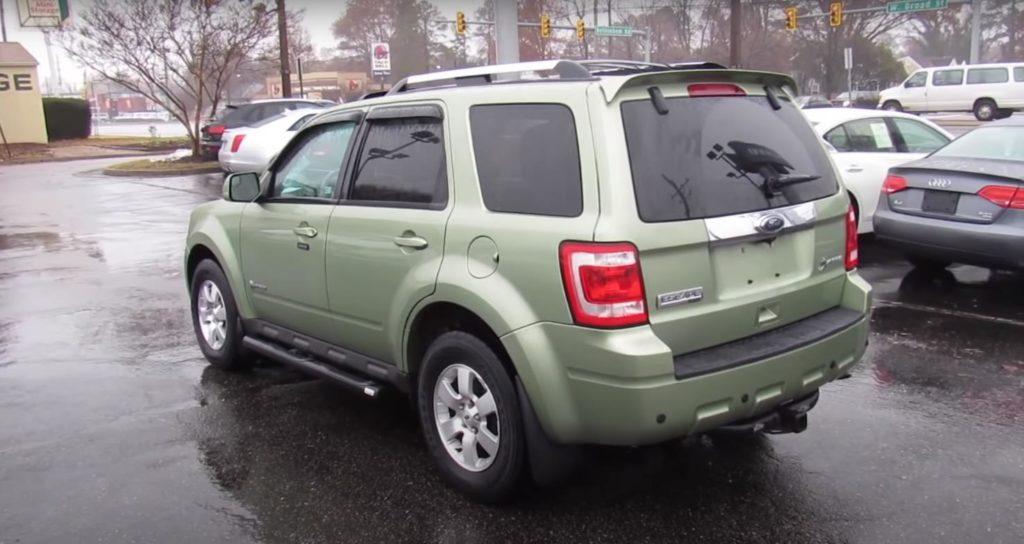 Ford Escape Hybrid 2010