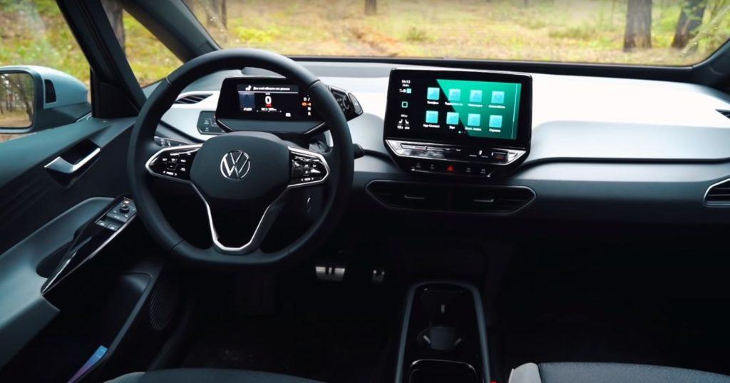 Интерьер VW ID.3